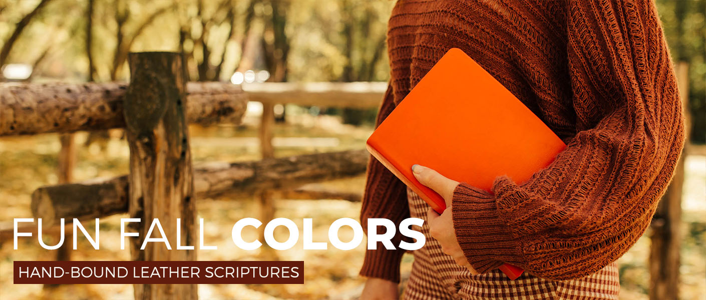 Hand-Bound LDS Scriptures