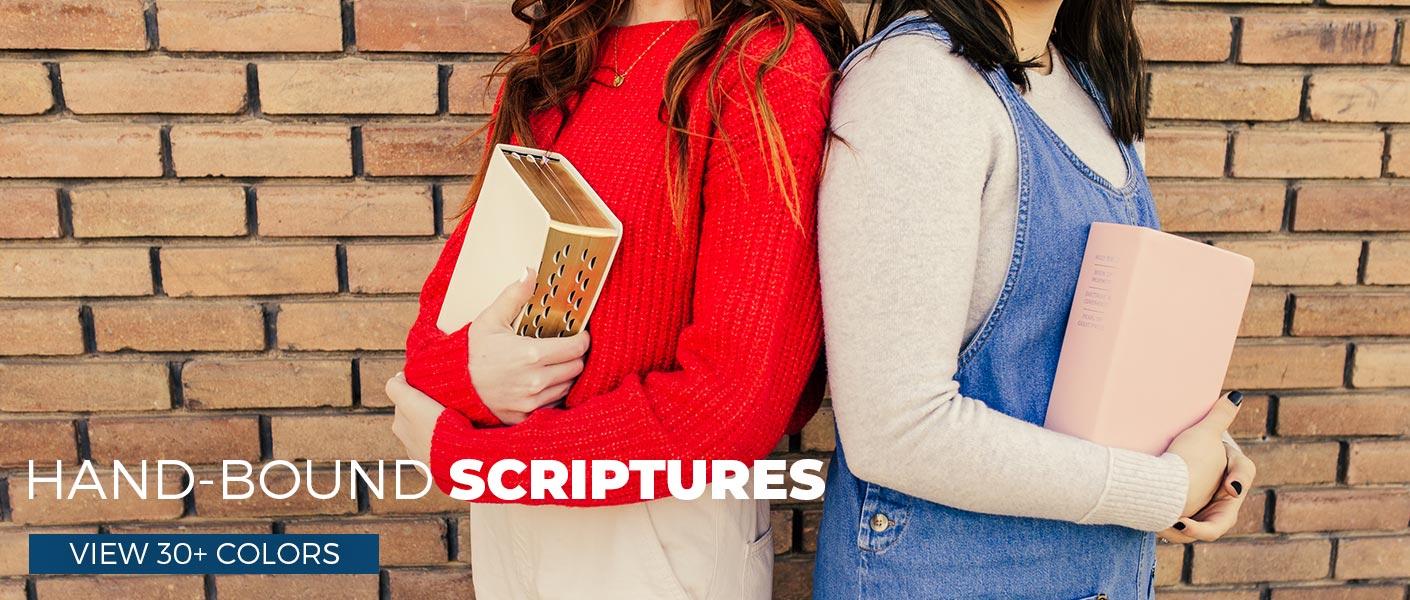 Colored LDS Scriptures