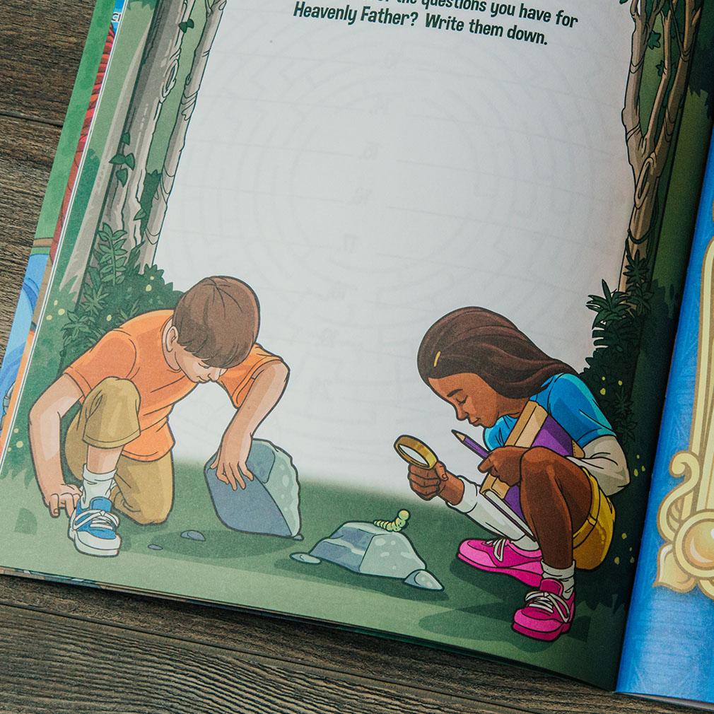 General Conference Workbook for Kids - LDP-GC-KIDS