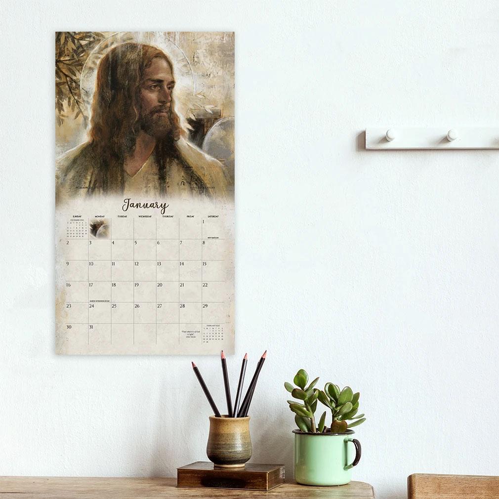 2022 Annie Henrie Nader Calendar - Our Mediator - AFA-AHCAL2022