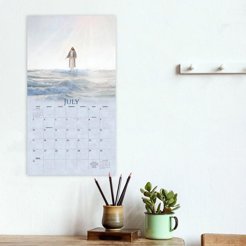 2022 Jay Bryant Ward Calendar - I Am With You - AFA- JWCAL2022
