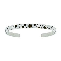 Stars Cuff Bracelet - LDP-CFB-STARS