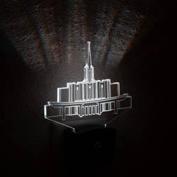 Jordan River Temple Night Light idaho falls temple, idaho falls temple decor, idaho falls temple light, lds idaho falls temple lds temple gifts, lds gifts, lds decor