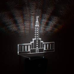 Los Angeles Temple Night Light lds night light, lds night light, lds gifts