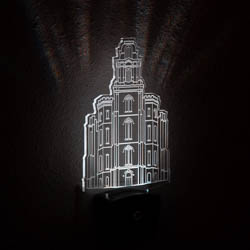 Manti Temple Night Light manti temple LDS night light, lds night light, lds lights, lds night light, lds gifts