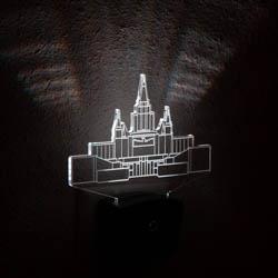 Oakland Temple Night Light