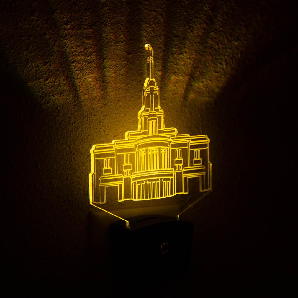 Payson Temple Night Light - LDP-NTL-PAYSON