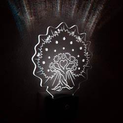 Tree of Life Night Light tree of life LDS night light, tree of life night light, tree of life light, lds night light, lds night light