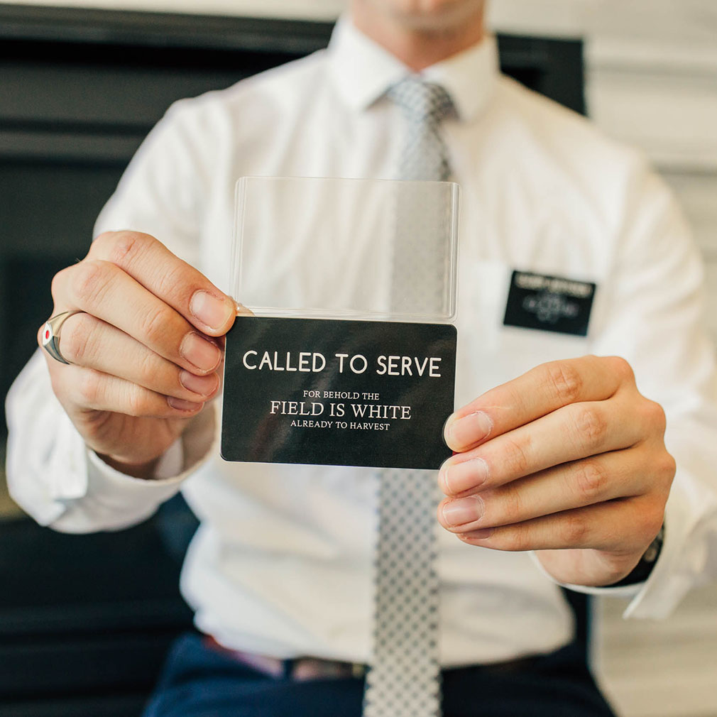 Called to Serve Recommend Holder - LDP-REC60228