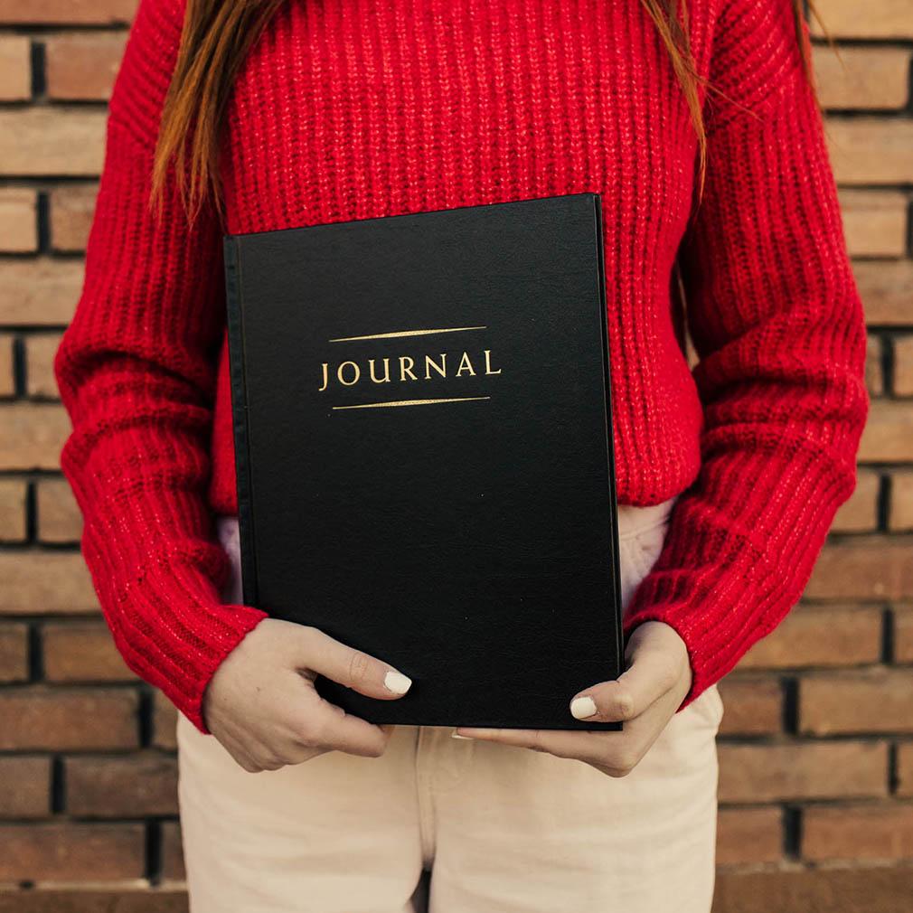 Classic Journal - Black - CC-1115269