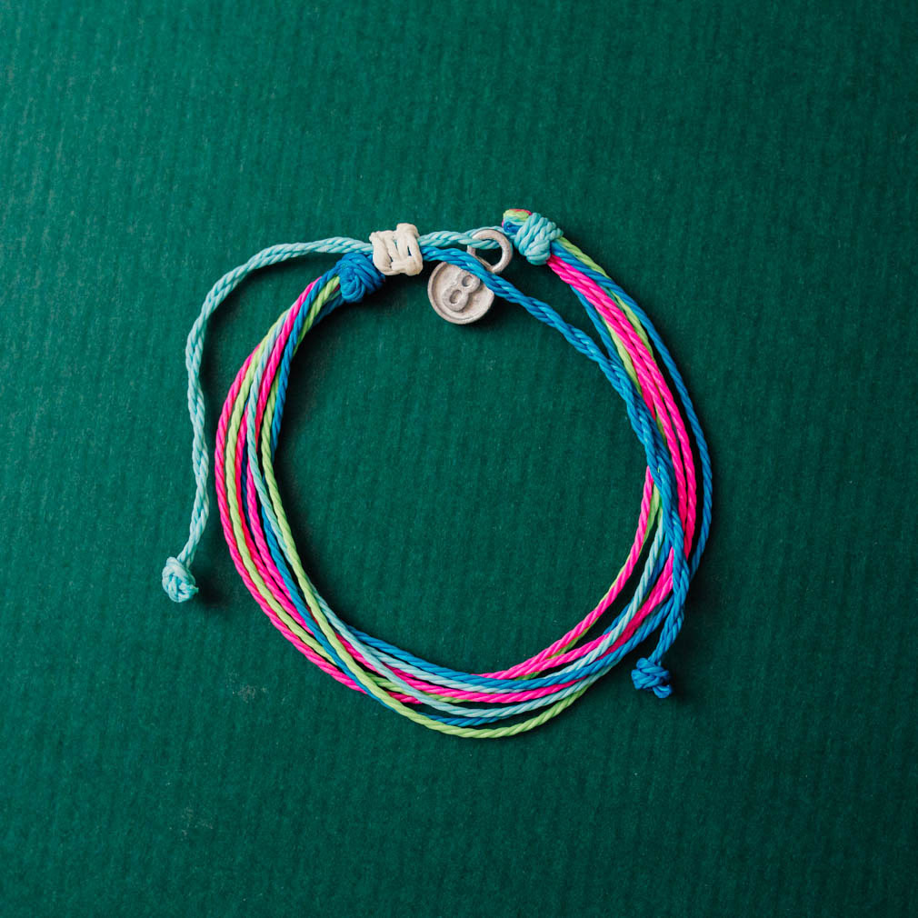 Great to be Eight Thread Bracelet - DBS-SB21