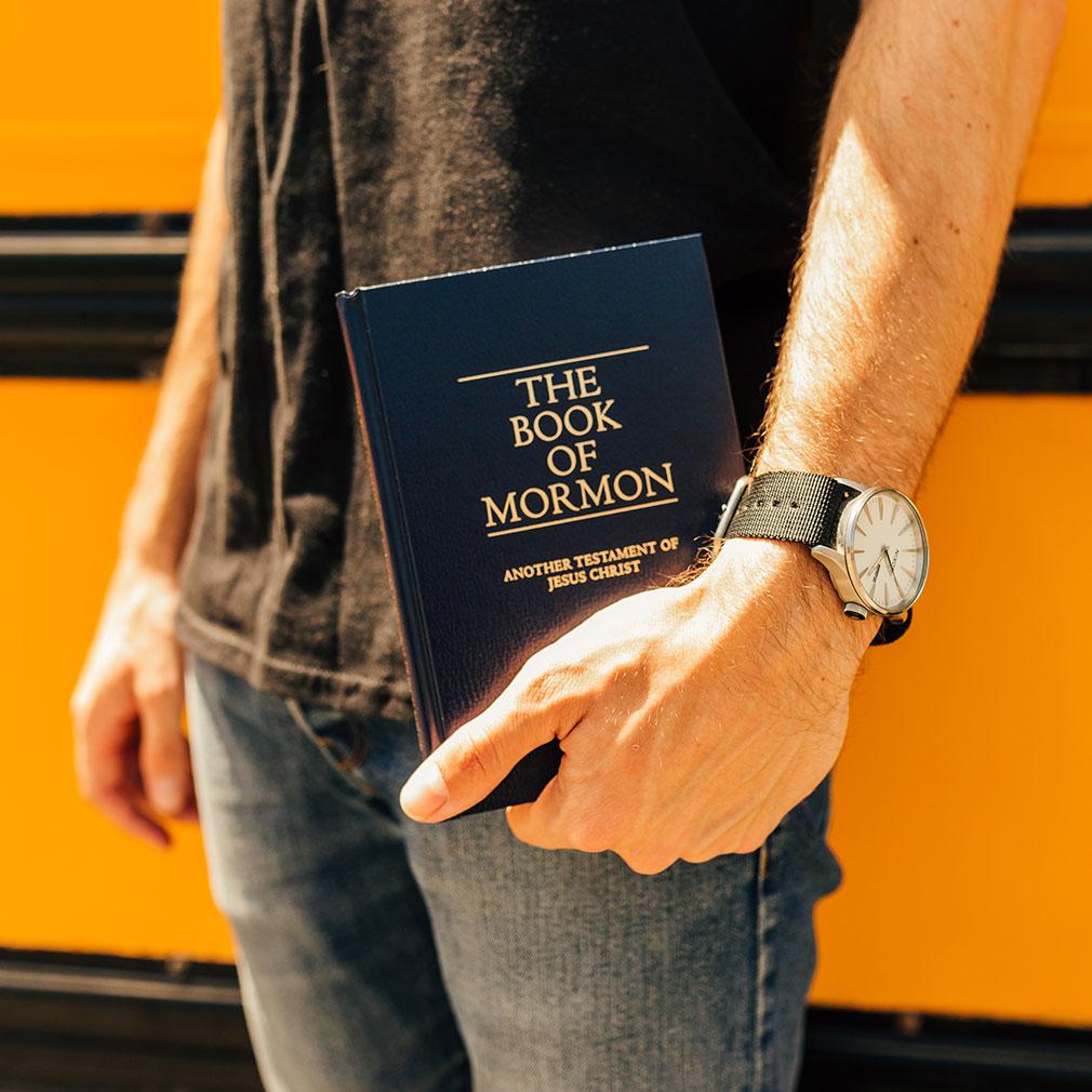 Hardcover Book of Mormon - LDS-ECOBOM-HC