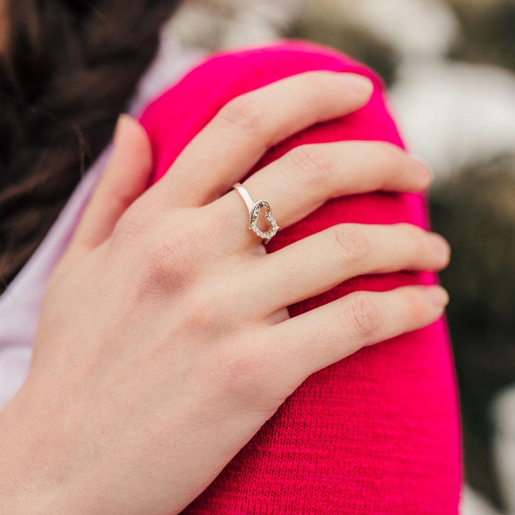 Sweetheart CTR Ring - RM-C12712