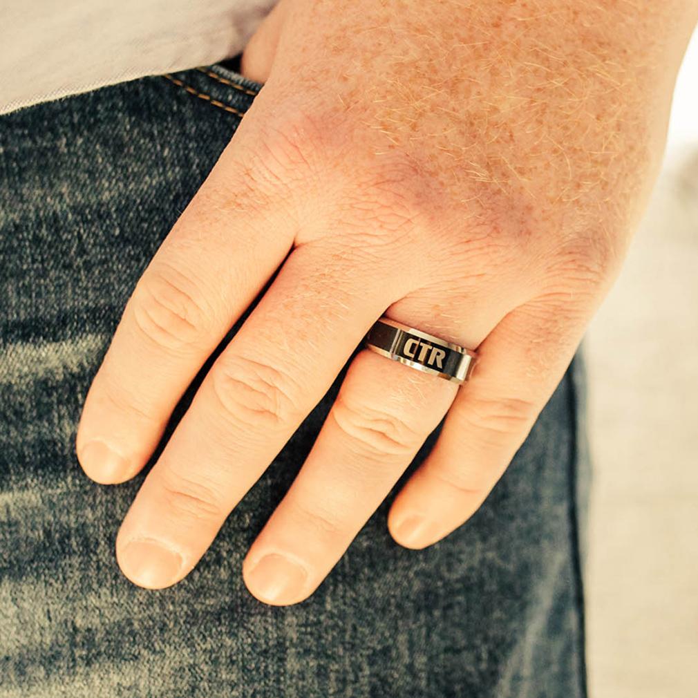 Titanium Ion CTR Ring - OMT-J124